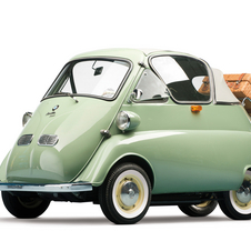 BMW-Isetta 300 'Bubble Window'