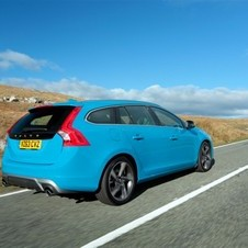Volvo V60 D5 R-Design Summum Geartronic