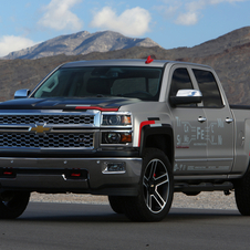 Chevrolet Silverado Toughnology