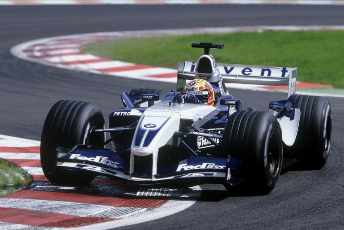 Williams FW26 BMW