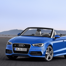 The A3 Cabriolet will go on sale in early 2014
