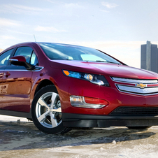 Chevrolet Volt sales were up this year but still under initial forecasts