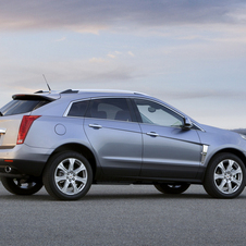 The new SRX will likely be the first