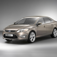 Ford Mondeo 1.6 TDCi Ambiente