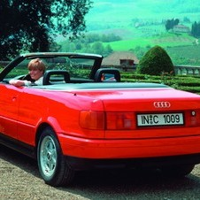 Audi Cabriolet 2.6 V6 Automatic