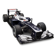 The team's drivers for this year are Valtteri Bottas and Pastor Maldonado