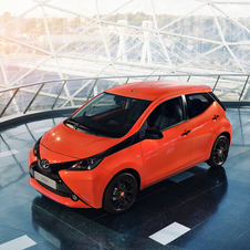 Toyota believes that the bold design will attract younger customers to the brand