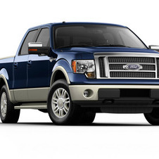 Ford F-Series F-150 157-in. WB XL Styleside SuperCrew 4x4
