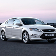 Ford Mondeo 1.6 EcoBoost Trend
