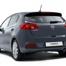 Kia Cee'd to Get Second Generation at Geneva this Year