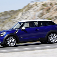 MINI (BMW) Paceman Cooper SD ALL4 AT