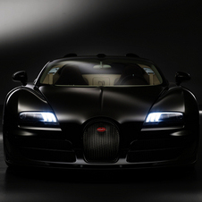 It is based on the Grand Sport Vitesse
