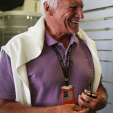 Red Bull owner Dietrich Mateschitz is very unhappy with the situation