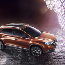 The new DS 6WR will be available with two four-cylinder engines of 1.6 liters, with 160 and 200hp