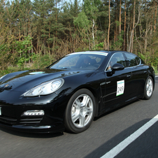 The Panamera will likely be the first plug-in hybrid Porsche, given current rumors