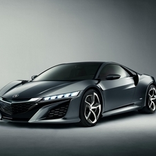 Honda says the NSX will begin production in 2015