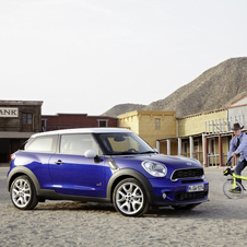 MINI (BMW) Paceman Cooper SD AT