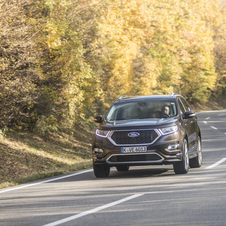 Ford Edge Vignale 2.0 TDCi AWD Powershift