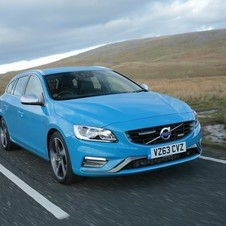 Volvo V60 D2 R-Design Powershift