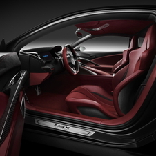 Honda revealed the interior at the last North American International Auto Show
