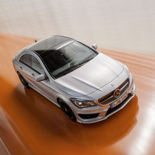 The CLA may be broadened into a wagon and convertible