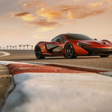 The P13 will be inspired by the look of the P1