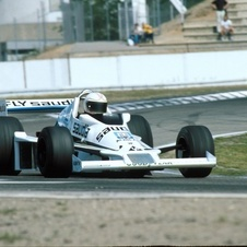 Williams FW06 Cosworth