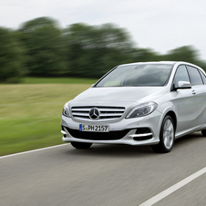 Mercedes wants to have a larger offering of compacts