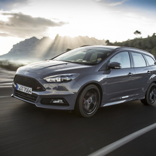 Ford Focus 2.0 TDCi 185 ST SW
