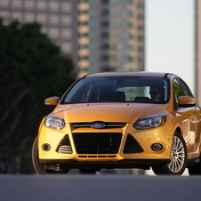 Ford Focus SEL Hatch