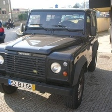 Land Rover 110 Defender Hard Top S