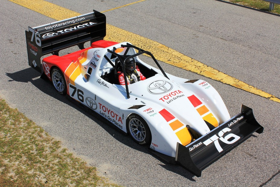 Toyota tritt in Pikes Peak an