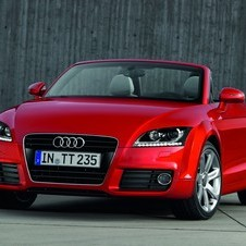 Audi TT Roadster 2.0 TFSI quattro Black Edition