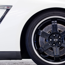 It includes forged Rays wheels from the Spec-V