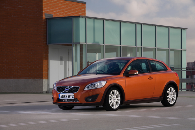 Volvo C30 D4 Kinetic Geartronic