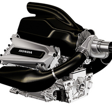 During the Japanese Grand Prix, Honda presented a video showing a preview of the new F1 engine