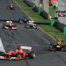 Teams React to Aussie Grand Prix