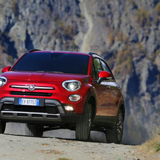 Fiat Fiat 500X 1.4 MultiAir S&S Cross Plus