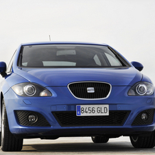 Seat Leon 1.6 TDI CR 90hp Reference