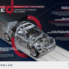 The Jaguar XE was announced at the 2014 Geneva Motor Show