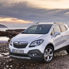 The Mokka is among GM's bestsellers in Europe