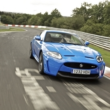 Jaguar Contemplating Track-Focused Version of XKR-S