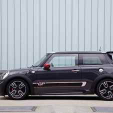 Mini John Cooper Works GP Offers 218hp and Limited to 2000 Cars Worldwide