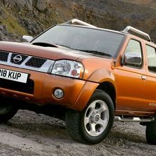 Nissan Navara 3.0 dCi Double Cab Outlaw