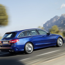 Mercedes-Benz C 220 Wagon BlueTEC