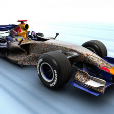 Red Bull RB3 Renault