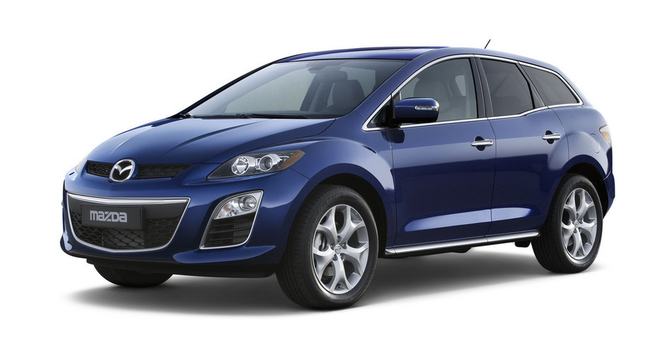 mazda cx 7 mzr cd 2 2 turbodiesel 2 fotos und 79. Black Bedroom Furniture Sets. Home Design Ideas