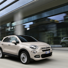 Fiat Fiat 500X 1.4 MultiAir S&S Pop Star