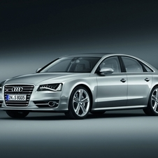 The refresh will also change the front and rear look of the A8
