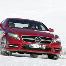 Mercedes-Benz CLS 350 CDI BE Auto